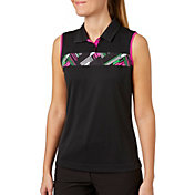 Slazenger Women's Lite Bright Collection Sleeveless Golf Polo