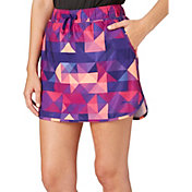 Slazenger Women's Solar Eclipse Collection Printed Golf Skort