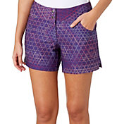 Slazenger Women's Solar Eclipse Collection Golf Shorts