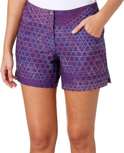 Slazenger Women's Solar Eclipse Collection Golf Shorts