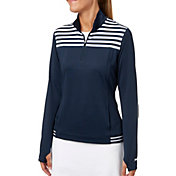 Slazenger Women's Striped Golf 1/4-Zip
