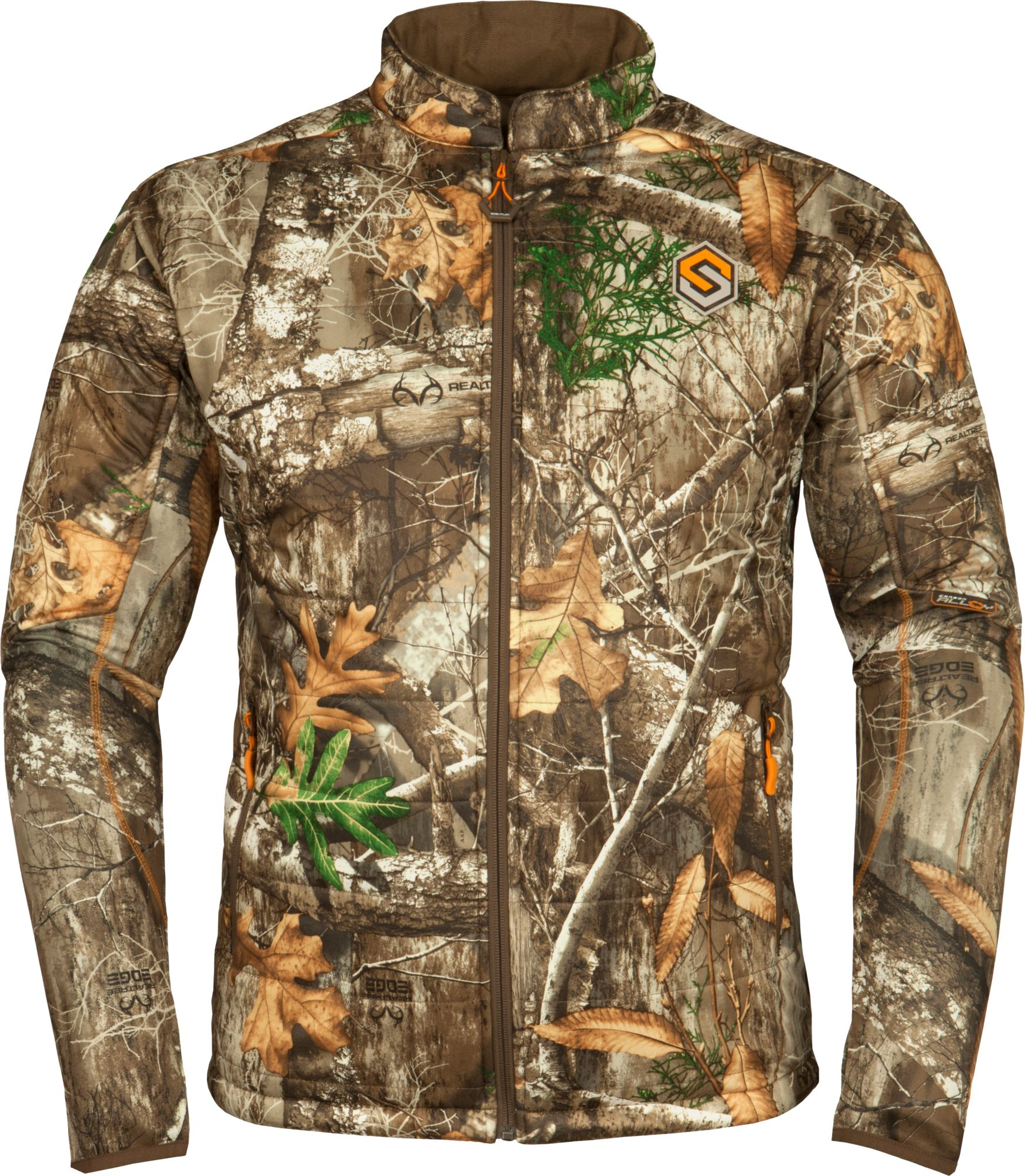 ScentLok Men's Crosstek Hybrid Insulated Jacket, Size: Medium, Multi