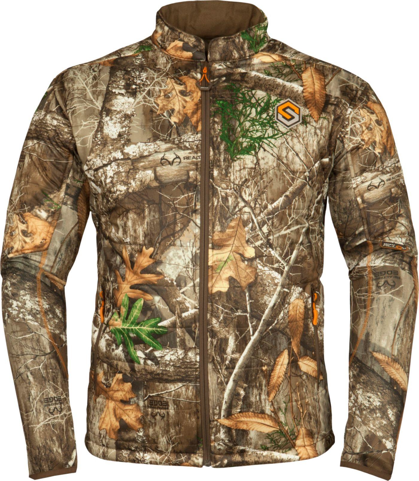 ScentLok Men's Crosstek Hybrid Insulated Jacket