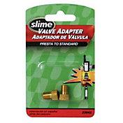 Slime Presta to Schrader Adaptor