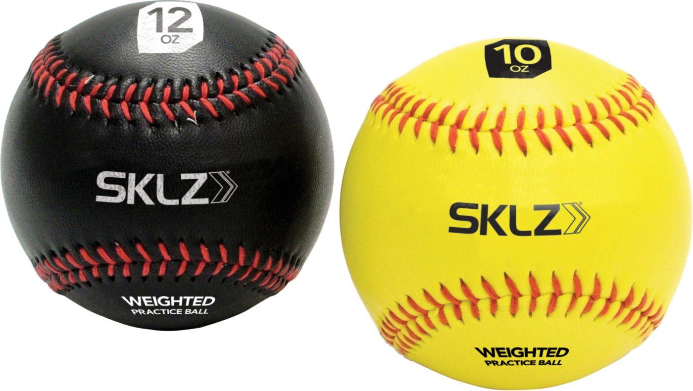 SKLZ Weighted Throwing Baseballs - 2 Pack