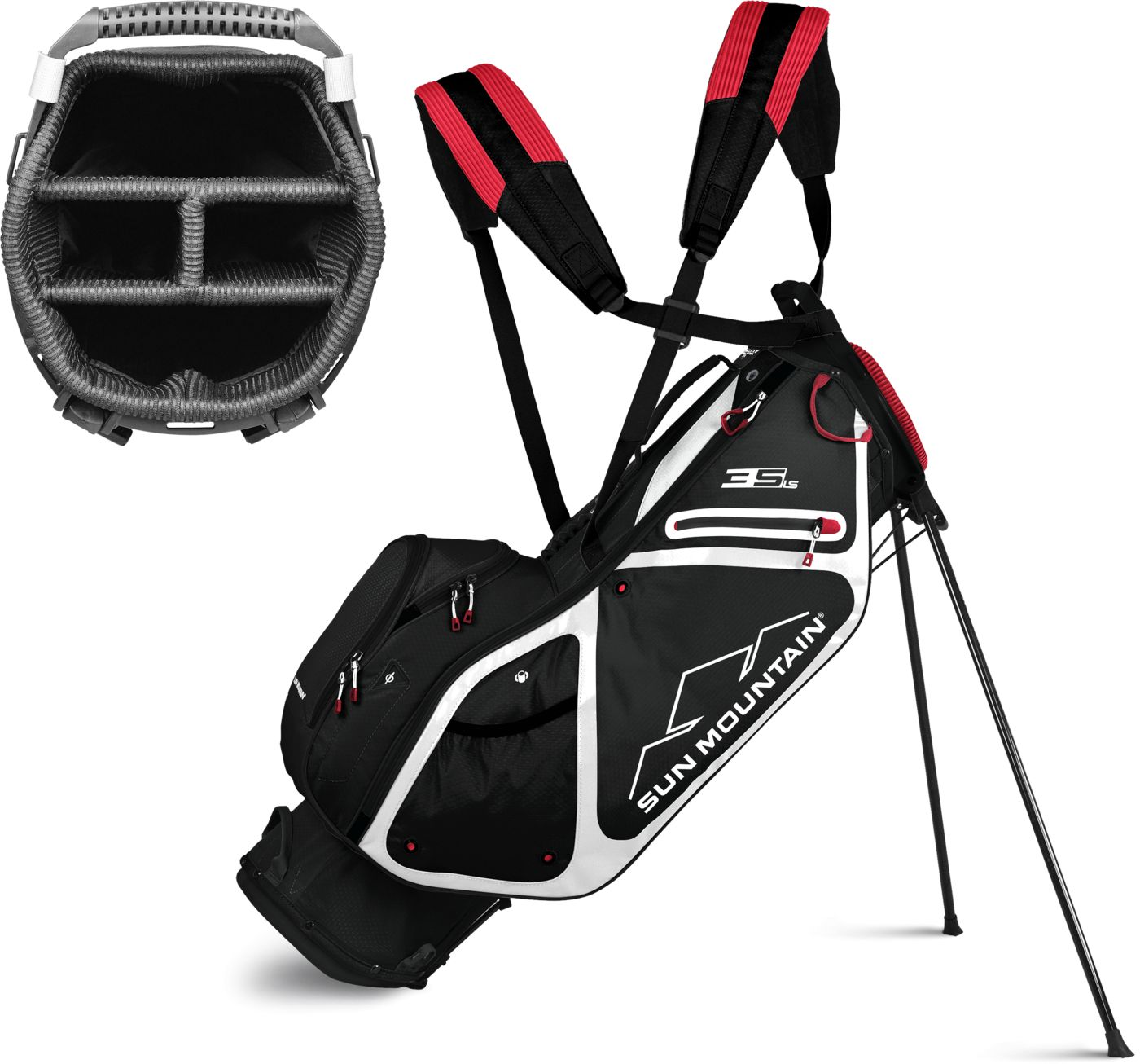 Sun Mountain 2019 3.5 LS Stand Golf Bag