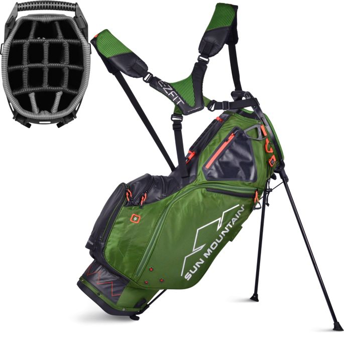 Sun Mountain 2019 4 5 Ls 14 Way Stand Bag