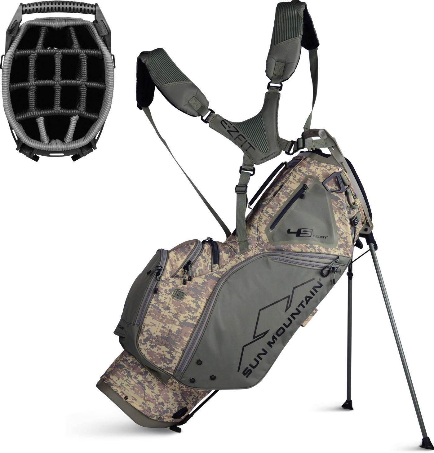 Sun Mountain 2019 4.5 LS 14-Way Stand Golf Bag