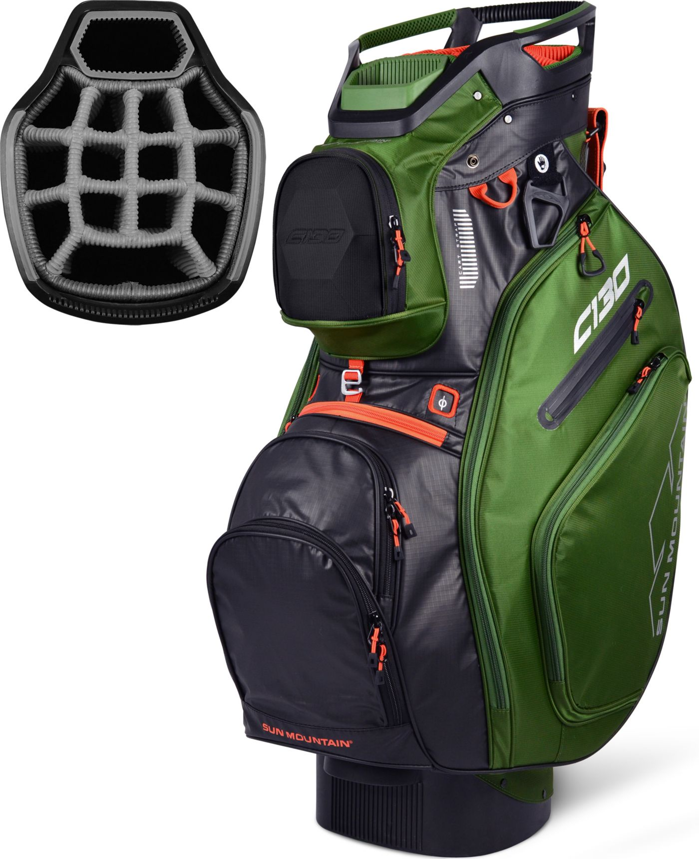Sun Mountain 2019 C-130 Cart Golf Bag