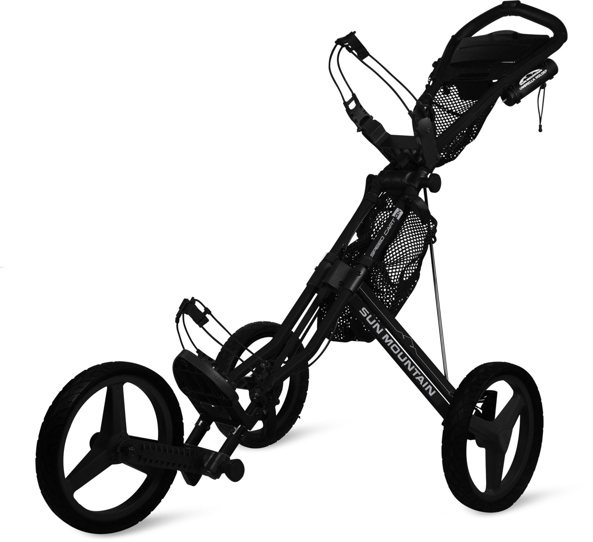 Push Golf Carts - Sun Mountain Speed Cart