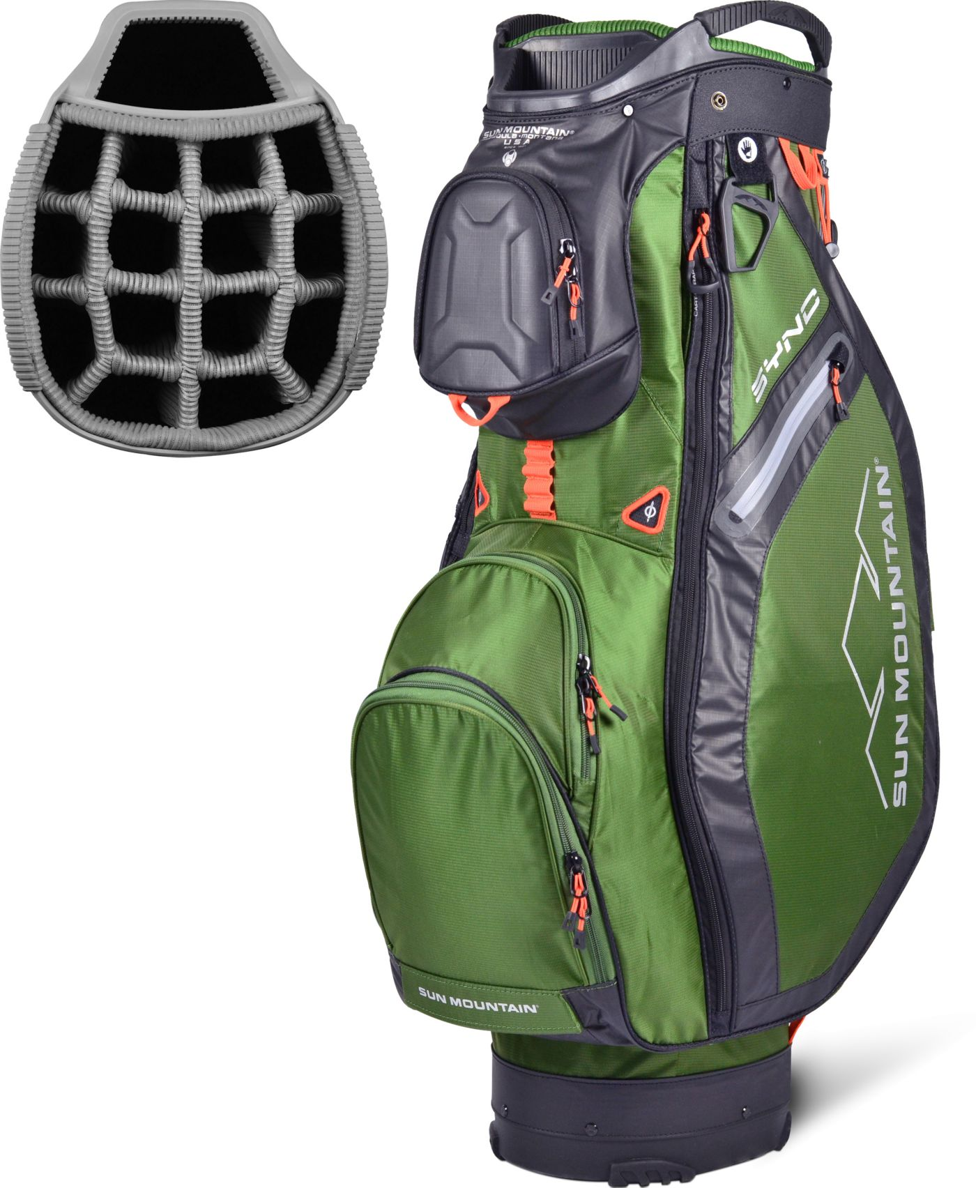 Sun Mountain 2019 Sync Cart Bag
