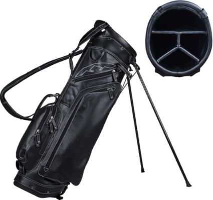 Sun Mountain Men's Leather Stand Bag