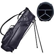 Sun Mountain Men's Leather Stand Golf Bag
