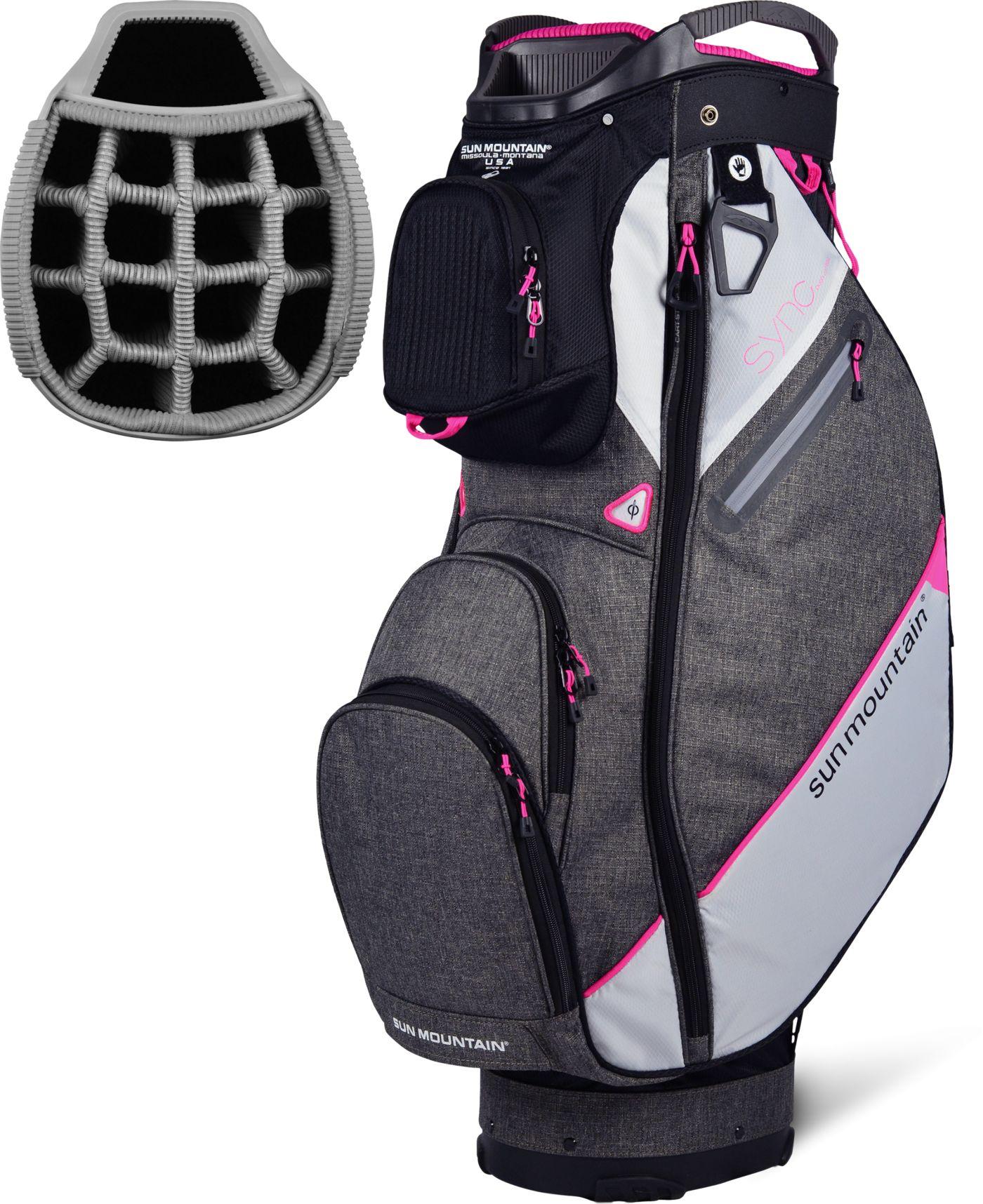 Sun Mountain Women's 2019 Sync Cart Bag
