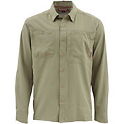 Simms Men's Ebb Tide Long Sleeve Button Down Shirt