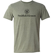 Smith & Wesson Distressed Logo T-Shirt