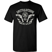 Smith & Wesson Men's Premium Lightning Bolt Grip Short Sleeve T-Shirt