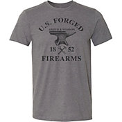 Smith & Wesson Men's Premium U.S. Forged Anvil Short Sleeve T-Shirt