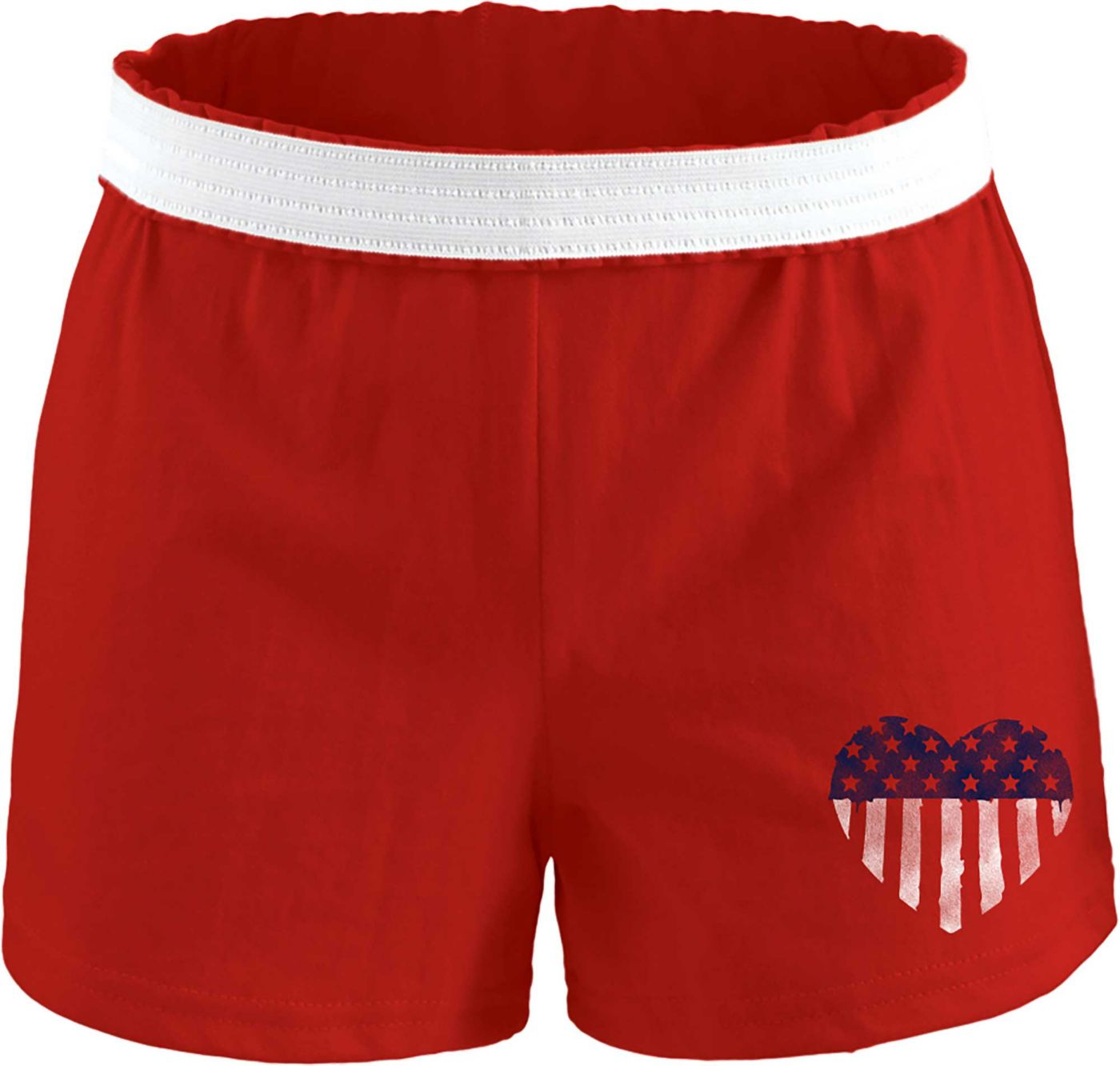 Soffe Juniors' Memorial Day Cheer Shorts