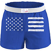 Soffe Juniors' Memorial Day Cheer Shorts