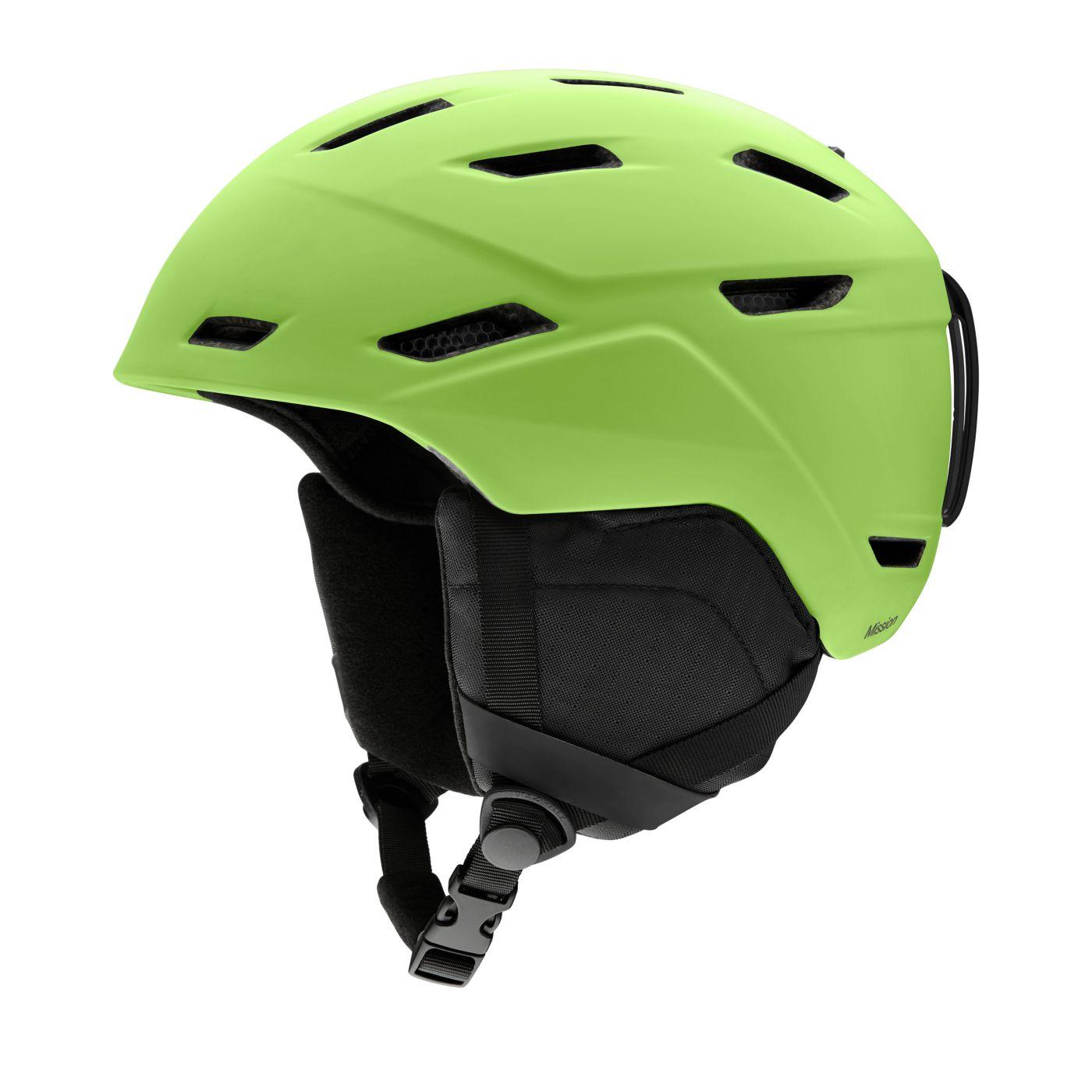 SMITH Adult Mission Snow Helmet