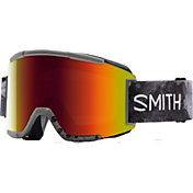 SMITH Adult Squad Snow Goggles with Bonus Lens