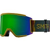 SMITH Adult Squad XL ChromaPop Snow Goggles with Bonus Lens