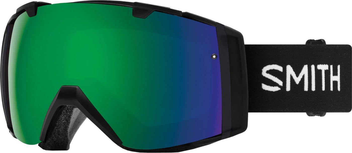SMITH Adult I/O ChromaPop Snow Goggles with Bonus Lens