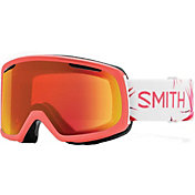 SMITH Women's Riot ChromaPop Snow Goggles with Bonus Lens