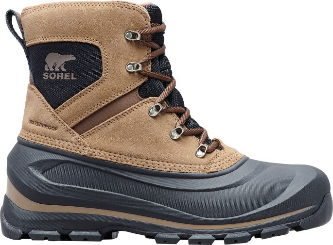 SOREL Men's Buxton Lace 200g Waterproof Winter Boots