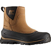 SOREL Men's Buxton Pull-On 200g Waterproof Winter Boots