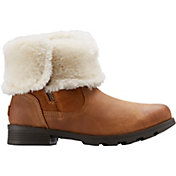 SOREL Women's Emelie Fold-Over Waterproof 100g Casual Boots