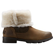 SOREL Women's Emelie Fold-Over Waterproof 100g Winter Boots
