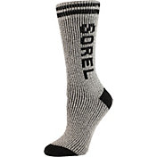 SOREL Women's Rain Crew Socks