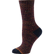 SOREL Women's Super Soft Wool Spacedye Crew Socks
