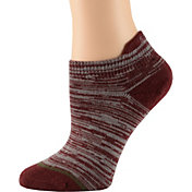 SOREL Women's Super Soft Wool Spacedye No Show Socks