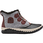 SOREL Women's Out N About Felt Plus Waterproof Winter Boots