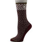 Sorel Women's Chevron Wool Crew Socks