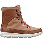 SOREL Women's Explorer 1964 100g Waterproof Winter Bootss