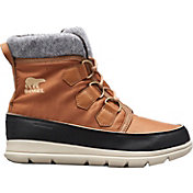 SOREL Women's Explorer Carnival 100g Waterproof Winter Boots