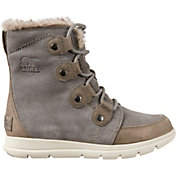 SOREL Women's Explorer Joan 100g Waterproof Winter Boots
