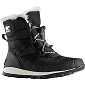 SOREL Kids' Whitney Short 200g Waterproof Winter Boots