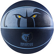 Spalding Memphis Grizzlies Full-Sized Court Side Basketball