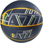 Spalding Utah Jazz Full-Sized Court Side Basketball