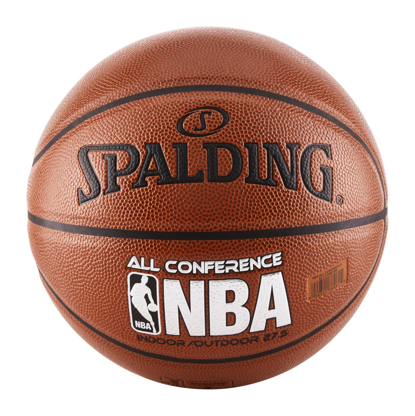 "Spalding Youth NBA All Conference Basketball (27.5"")"