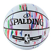 "Spalding NBA Marble Official Basketball (29.5"")"