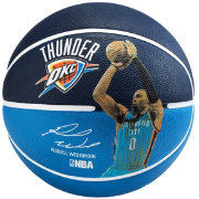 Spalding Oklahoma City Thunder Russell Westbrook Player Basketball