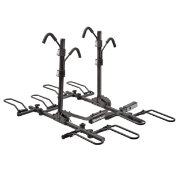 SportRack Crest 4 Deluxe Locking Hitch Mount 4-Bike Rack