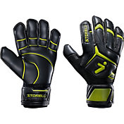 Storelli Adult Gladiator 2.0 Elite Finger Spine Soccer Goalkeeper Gloves