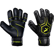 Storelli Adult Gladiator 2.0 Pro Finger Spine Soccer Goalkeeper Gloves